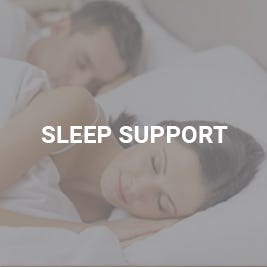 Sleep Support Supplements Image - Shop Now