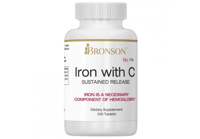 Iron with C Sustained Release