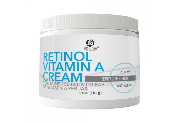 Eblume® Retinol Vitamin A Cream, 4oz.