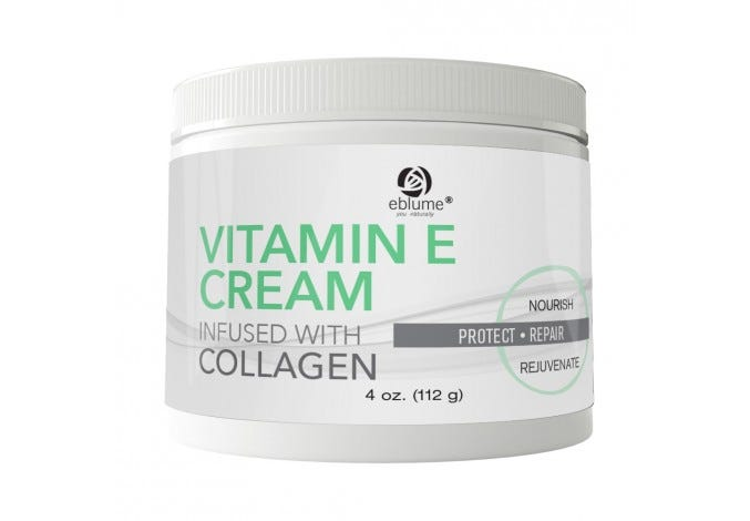 Eblume® Vitamin E Cream with Collagen