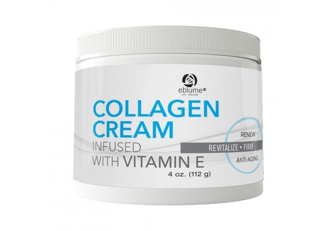 Eblume® Collagen Cream with Vitamin E