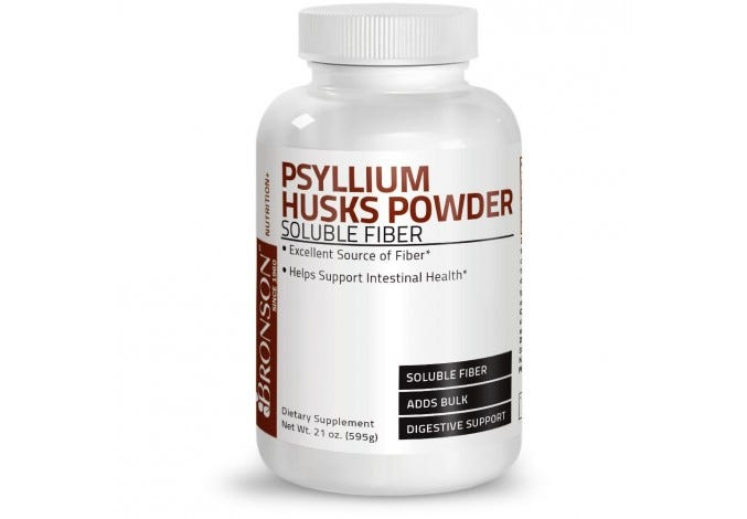 Psyllium Husk Powder, 21oz