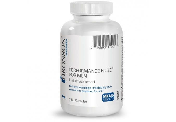 Performance Edge® for Men, 180 Capsules