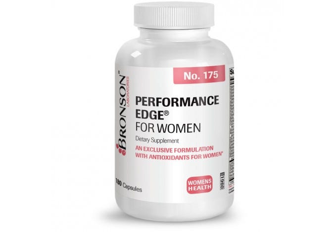 Performance Edge® for Women, 180 Capsules