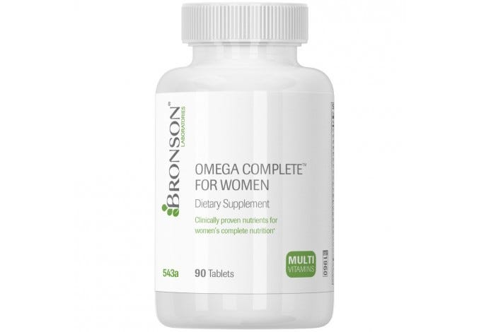 Omega Complete™ for Women BOGO FREE