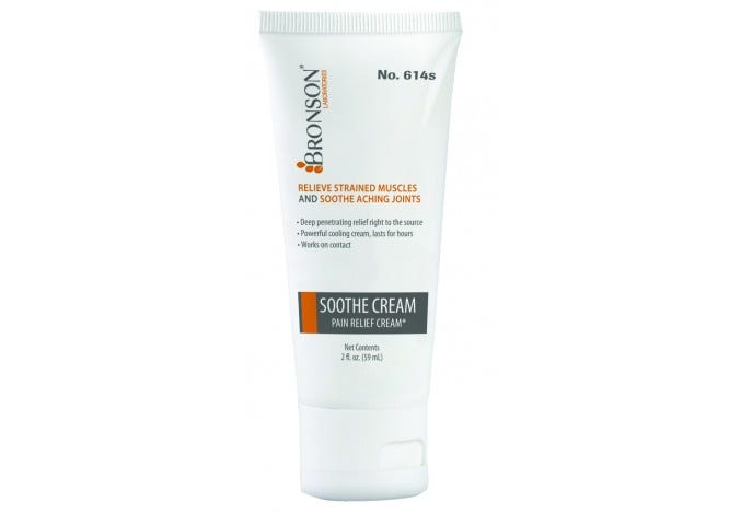 Muscle & Joint Soothe Cream