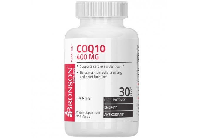 CoQ10 200 mg 60 Softgels