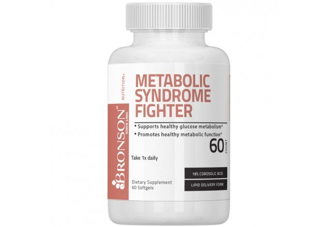 Metabolic Syndrome Fighter