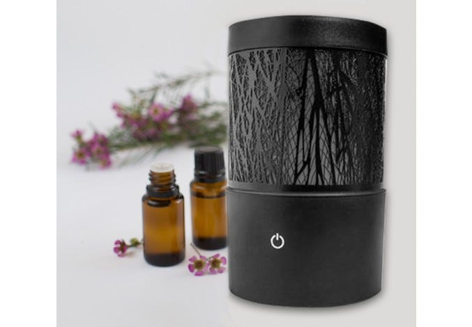 Serene Living™ Willow Forest Décor Diffuser