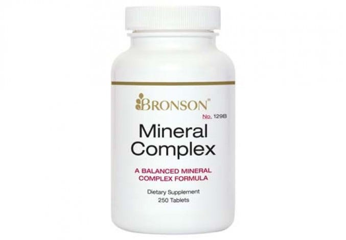 Mineral Complex