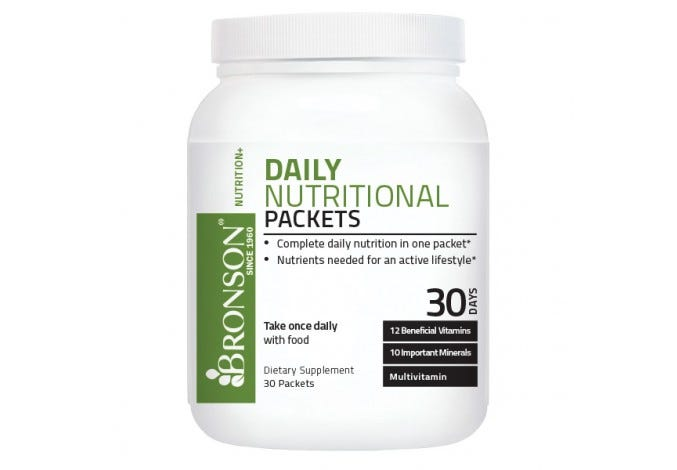Daily Nutritional Packets