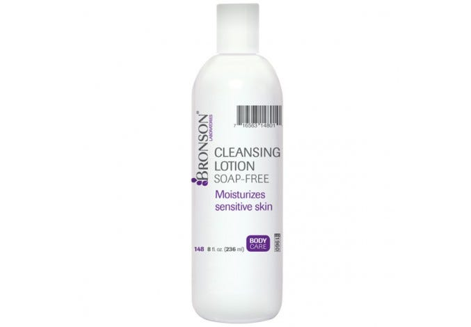 Soap-Free Cleansing Lotion
