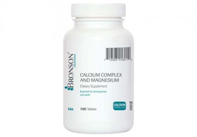 Calcium Complex and Magnesium