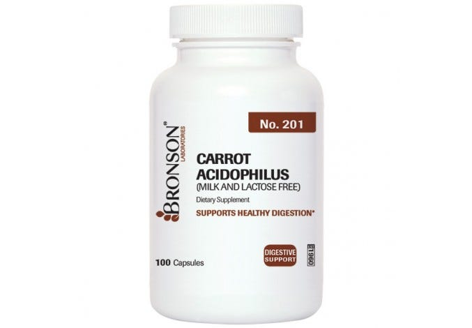 Carrot Acidophilus