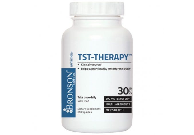 TST-Therapy, 60 Capsules