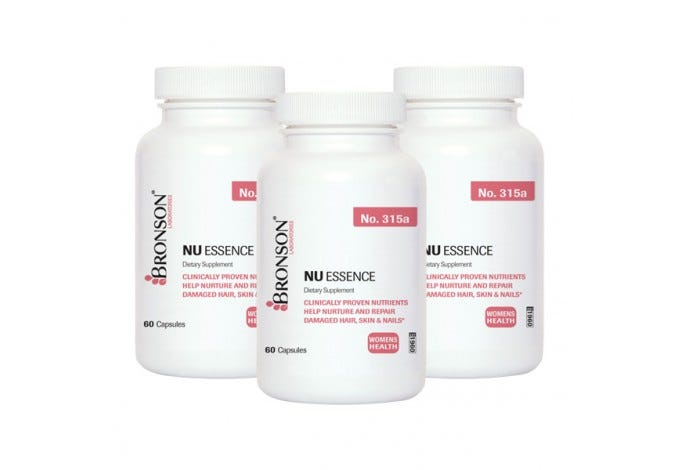 Nu Essence 3 Bottle Kit