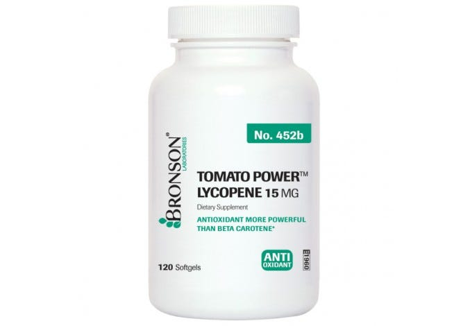 Tomato Power™ Lycopene 15 mg