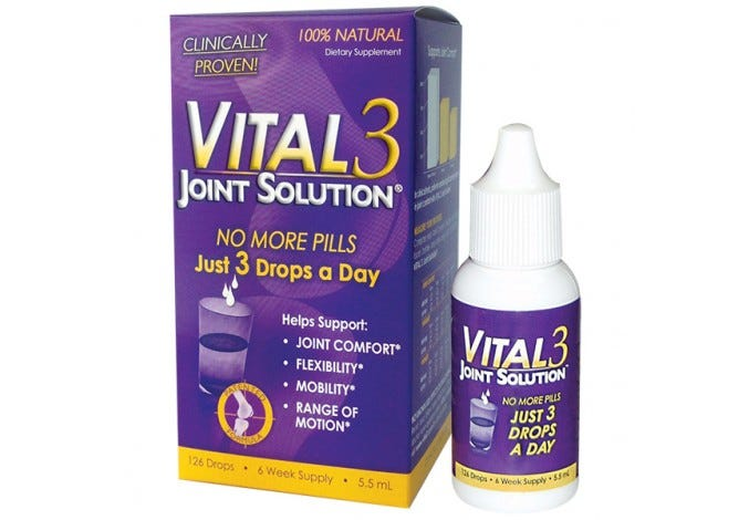Vital 3 Joint Solution®
