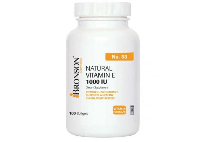 Natural Vitamin E 1000 IU