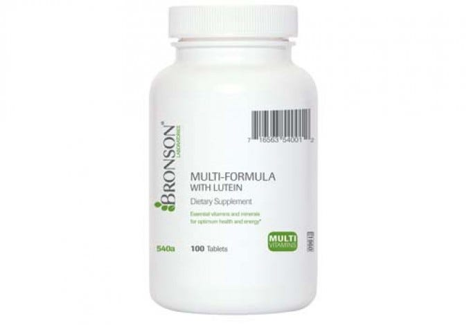 Multi Formula with Lutein