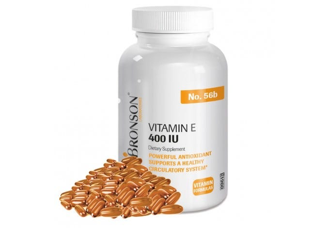 Vitamin E 400 IU 250 Softgels