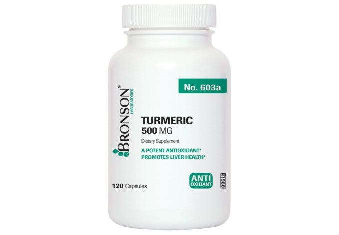Turmeric 500 mg
