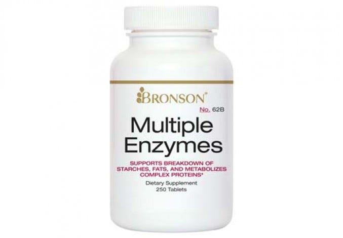 Multiple Enzymes