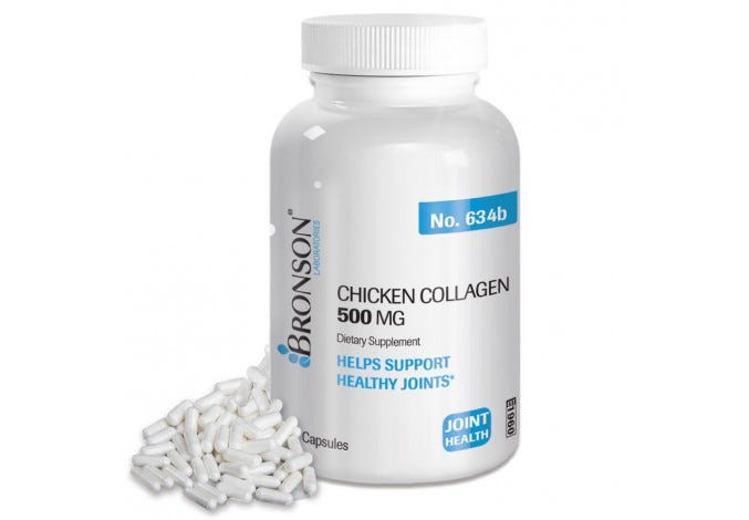 Chicken Collagen 500 mg