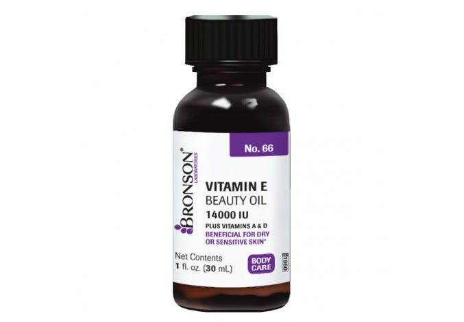Vitamin E Beauty Oil 14,000 IU