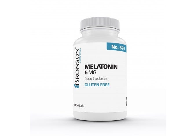 Melatonin 5 mg BOGO FREE