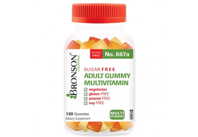 Sugar Free Adult Gummy Multivitamin