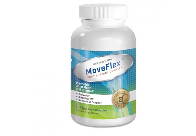 MoveFlex™ Joint Support Complex, 60 Capsules