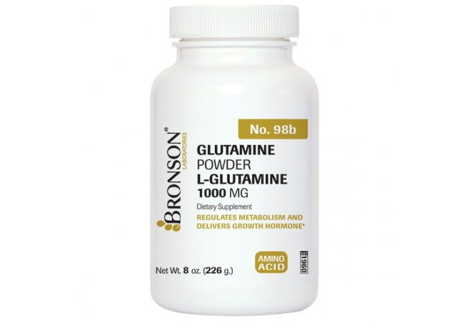 L-Glutamine Powder 1000 mg