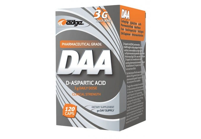 DAA PHARMACEUTICAL GRADE D-ASPARTIC ACID