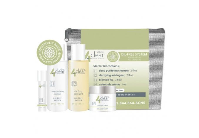 4CLEAR™ Acne System - Starter Kit