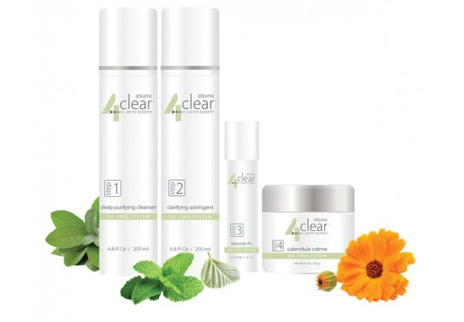 4CLEAR™ Acne System - Full Kit