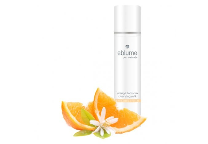 Eblume® Orange Blossom Cleansing Milk