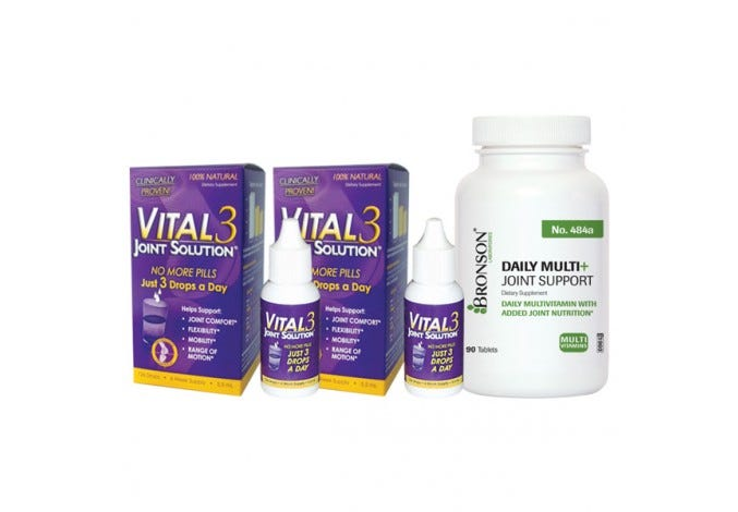 Vital 3® Value Kit