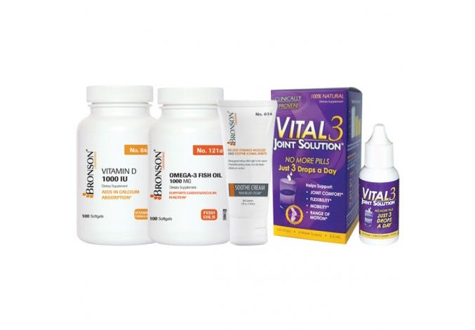 Complete Joint Package with Vital 3 Joint Solution®