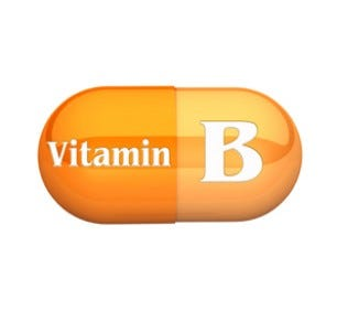 """B"" Super Healthy with Super B Complex"