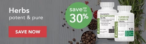 Herbs Save up to 30%